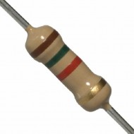 1.5K Ohm Resistor -1/4 Watt ±5% Tolerance