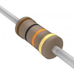 10K Ohm 1/4 Watt Resistor ±5% Tolerance