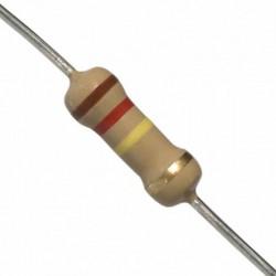 120K Ohm Resistor 1/4 Watt ±5% Tolerance