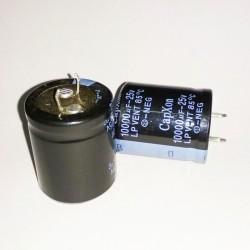 10000uF 25V Aluminium Electrolytic Capacitor-LP Series