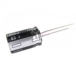 1000uF 63V Aluminium Electrolytic Capacitor