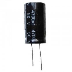 4700uF 50V Aluminium Electrolytic Capacitor