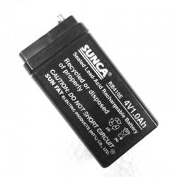 4.0Volt, 1.0AH Rechargeable Lead Acid Battery
