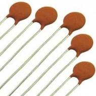15pF-0.015nF-0.000015uF 50V Ceramic Capacitor