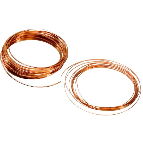 Copper Winding Wire-35 SWG (1 Meter)