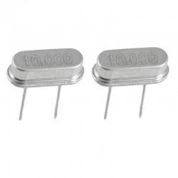 10 MHz Crystal Oscillator -HC49