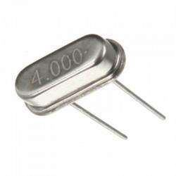4 MHz Crystal Oscillator-HC49
