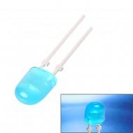 3mm Blue Oval LED