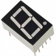 1 inch Seven Segment Display (Red, Common Cathode)