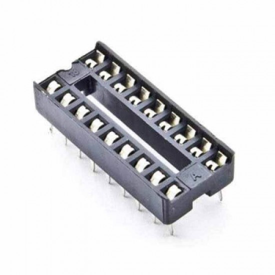 18 Pin IC Base (DIP Socket)