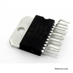 TDA2005 - 20W Audio Amplifier