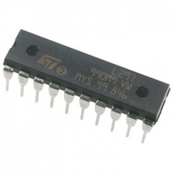 L297-Stepper Motor Controller