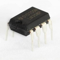 LM358 - Low Power Dual Op-Amp