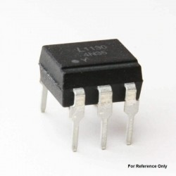 4N35 - Optocoupler Phototransistor