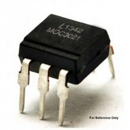 MOC3021 - Optocoupler Phototransistor