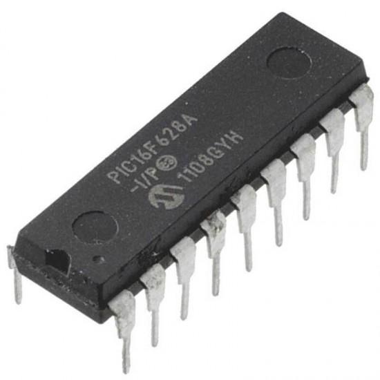 PIC16F628A 8 Bit Microcontroller DIP
