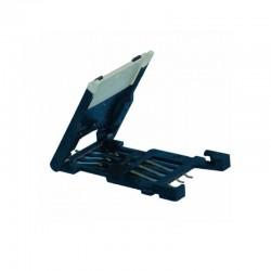 SIM Socket 6 Pin Flap Type (Plastic)
