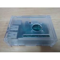 Raspberry Pi 2 Clear Acrylic Case
