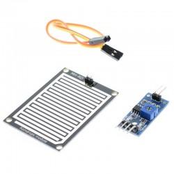 Raindrops Detection Sensor Module Rain Weather Module For Arduino
