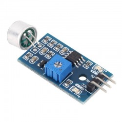 Sound Sensor Module Arduino