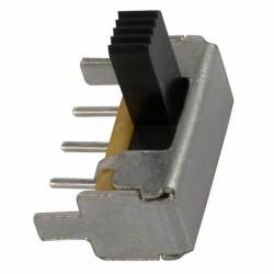 Slide Switch (RA) - PCB Mount (Pitch 0.1 inch)