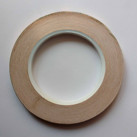 Copper  Conductive Foil Tape 3/4 inch Wide (1 Meter)
