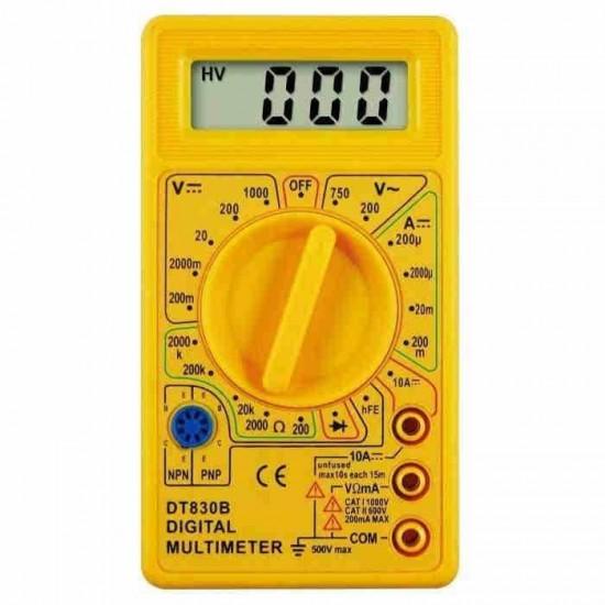 Digital Multimeter - DT830