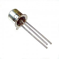 BC108 Transistor - Metal Package TO-18
