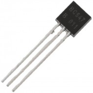 BC547 Transistor - Plastic Package TO-92