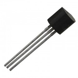BC549 Transistor - Plastic Package TO-92