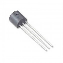 BC558 Transistor - Plastic Package TO-92