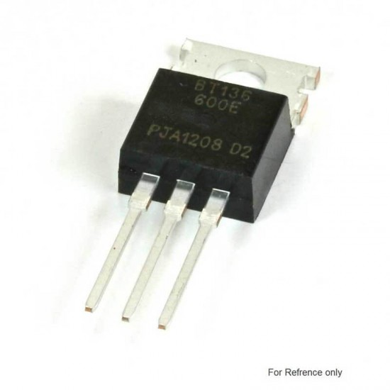 BT136 - 600V 4A Triac