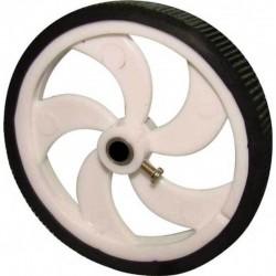 Wheel - Dia-8.5cm Width-12mm Hole-6mm (Metal Bush)